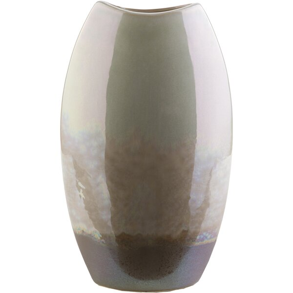 Cypress 13.5 Table Vase by Charlton Home