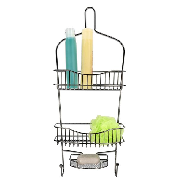 Onyx Shower Caddy by Home Basics