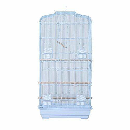 Florida Indoor Bird Cage Starter Kit with Food Access Door by Tucker Murphy Pet