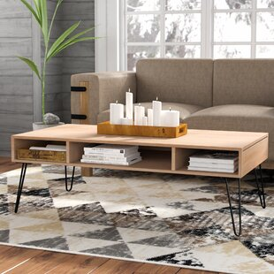 Laverty Coffee Table Union Rustic