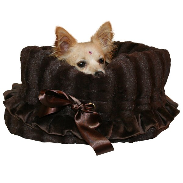 Snuggle Bug Reversible Pet Carrier by Pet Flys