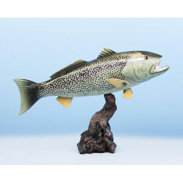 Pardee Weak fish Figurine by Loon Peak