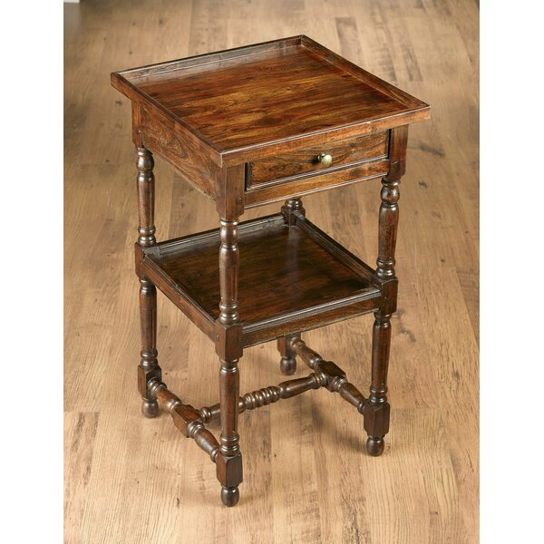 Imane End Table with Storage by Darby Home Co