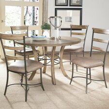 Charleston Round Dining Table by Hillsdale Furniture