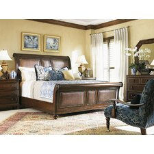 Landara Sleigh Customizable Bedroom Set by Tommy Bahama Home