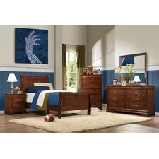 Mayville Sleigh Customizable Bedroom Set by Woodhaven Hill