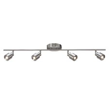 Chappelle 4-Light Fixed Full Track Lighting Kit