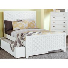 Amanda Panel Customizable Bedroom Set by My Home Furnishings
