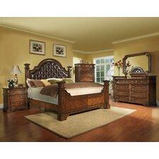 Highland Ridge Panel Customizable Bedroom Set by Avalon Furniture