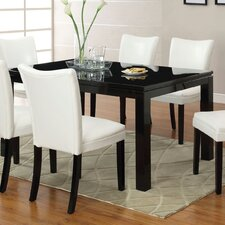 Lax Contemporary Dining Table By Hokku Designs Best Reviews