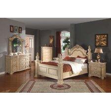 Sienna Panel Customizable Bedroom Set by Meridian Furniture USA