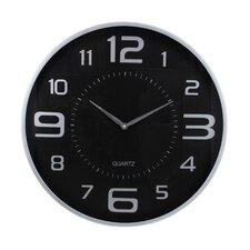 "Modern 18"" Wall Clock"