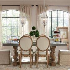 Cucina Americana Laforza Prep Table with Butcher Block Top by John ...