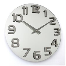 """16"""" Round Numeral Wall Clock"""
