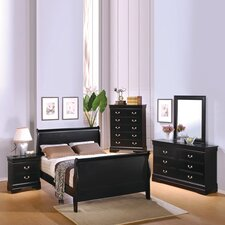 Thatcher Sleigh Customizable Bedroom Set by Wildon Home ®