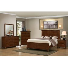 Allenport Panel Customizable Bedroom Set by Three Posts