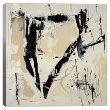 Pieces III by Julian Spencer Painting Print on Canvas