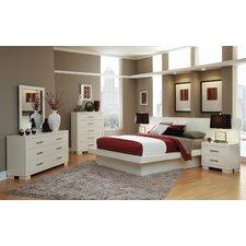 Platform Customizable Bedroom Set by Wade Logan®