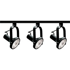 3-Light Full Track Lighting Kit
