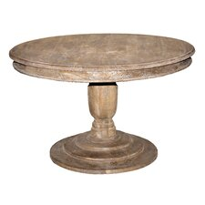 Jackie Round Pedestal 4 Ft Dining Table By Casual Elements