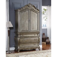 Roma Armoire by Meridian Furniture USA