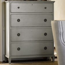 Sojourn 4 Drawer Gentleman's Chest by Universal Furniture