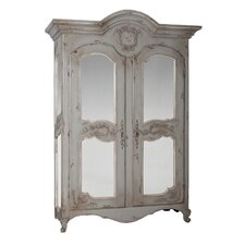 Montpetit Armoire by One Allium Way® Reviews
