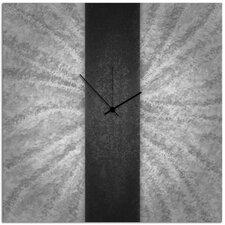 """22"""" Stripe Wall Clock"""