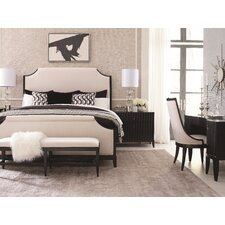 Symphony Upholstered Panel Customizable Bedroom Set by Legacy Classic Furniture