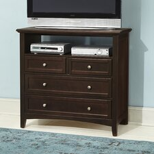 Gastelum 4 Drawer Media Chest by Darby Home Co®
