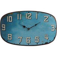 Metal Analog Wall Clock