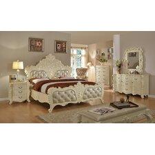 Novara Panel Customizable Bedroom Set by Meridian Furniture USA