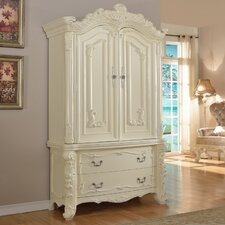 Novara Armoire by Meridian Furniture USA
