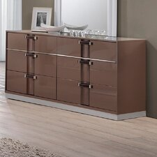 Central East 6 Drawer Dresser by Wade Logan®