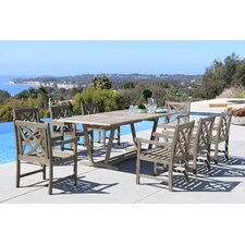 Densmore 9 Piece Dining Set by Darby Home Co®
