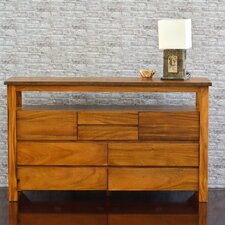 Cayu Live Edge 8 Drawer Dresser by 222 Fifth Furniture