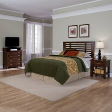 Sanford Bedroom Collection Platform Customizable Bedroom Set by Loon Peak®