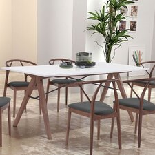 melillo dining table by brayden studio - Kitchen Dining Tables