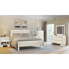 Vienna Platform Customizable Bedroom Set by Artefama