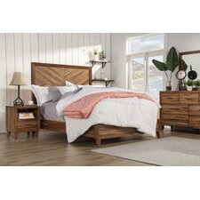 Panel Customizable Bedroom Set by August Grove®