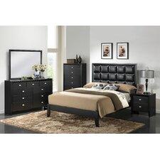 Carolina Panel Customizable Bedroom Set by Global Furniture USA