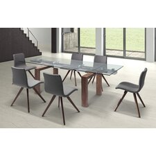 Isidore Extendable Dining Table by Brayden Studio®