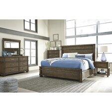 Belen Panel Customizable Bedroom Set by Loon Peak®