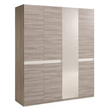 Mallow 4 Door Wardrobe Armoire by Parisot