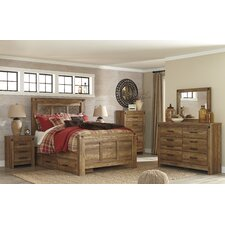 Aylesbury Storage Panel Customizable Bedroom Set by Loon Peak®