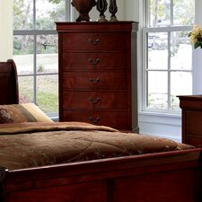 Alvarez 5 Drawer Chest by Darby Home Co®