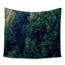 Woods by Robin Dickinson Wall Tapestry