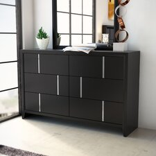 Langford 6 Drawer Dresser by Simmons Casegoods by Wade Logan®