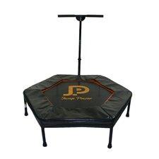 "44"" Hexagon Ultra-Bungee Fitness Trampoline"