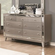 Jaqueline 7 Drawer Dresser by House of Hampton